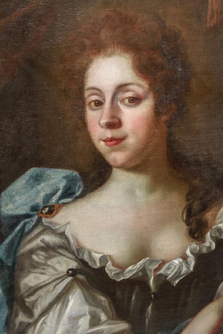School of Sir Peter Lely, Lady Rachel Fane Oil - 5