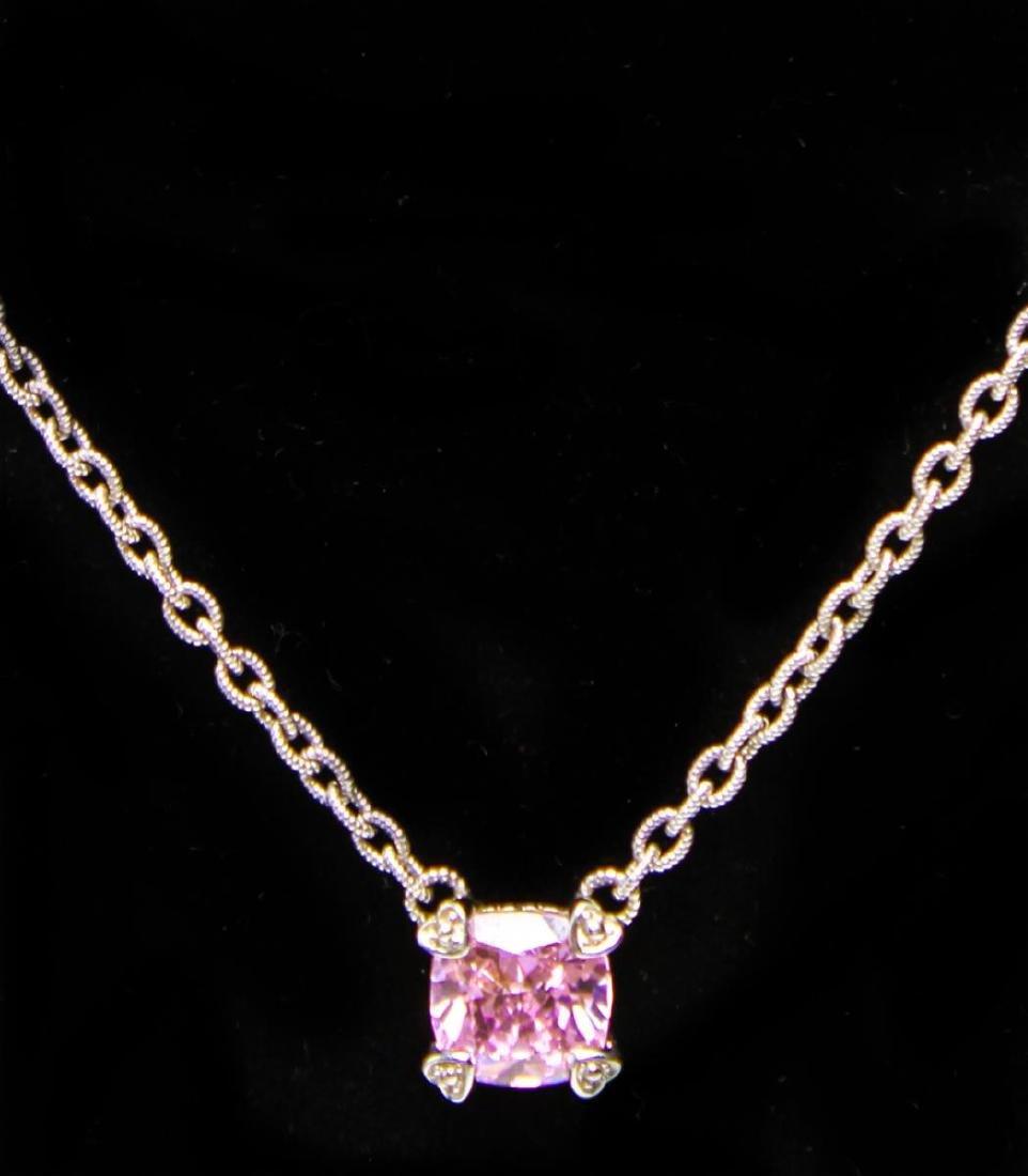 Judith Ripka 18K Gold Sterling Diamond Jewelry, 4 - 10