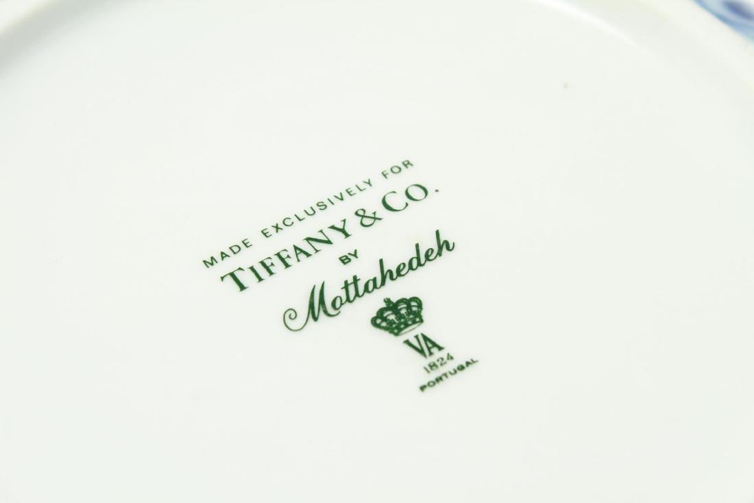 Tiffany & Co Mottahedeh Blue Dragon Porcelain Bowl - 7