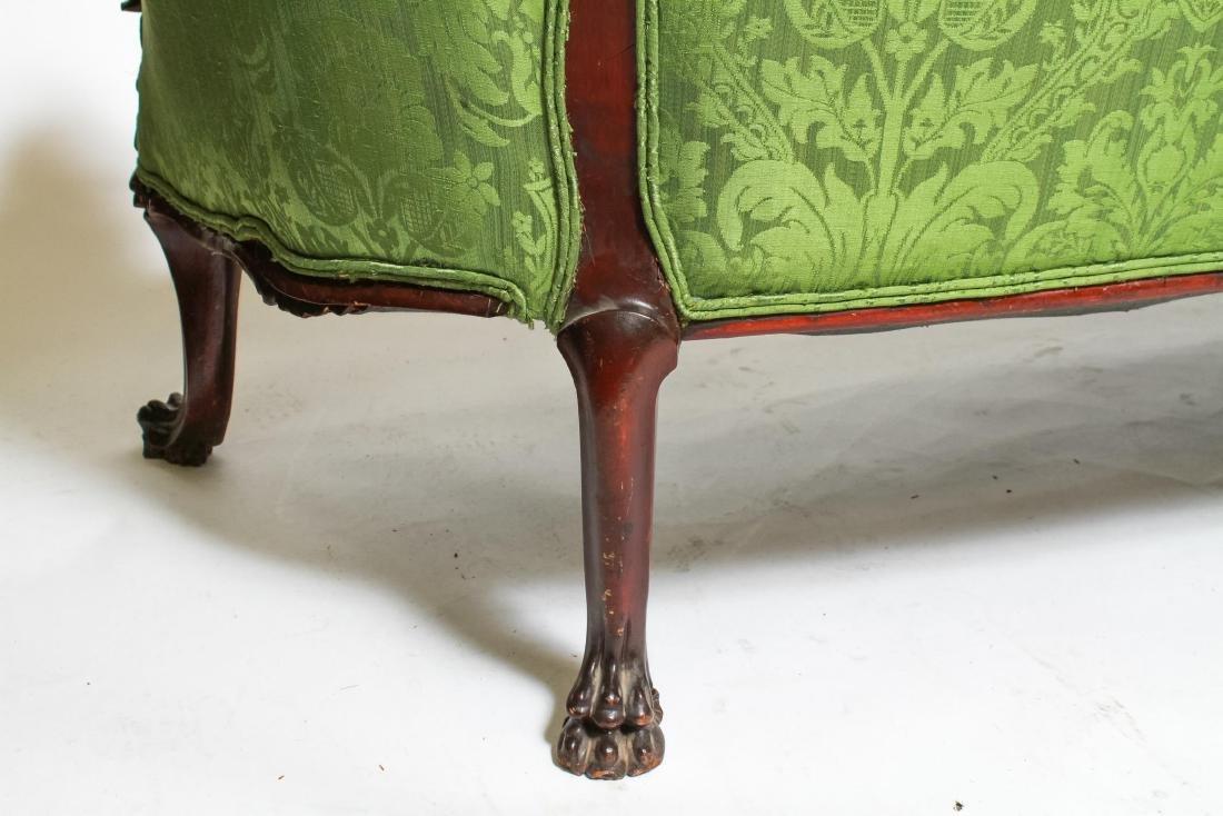 RJ Horner / Karpen Victorian Mahogany Parlor Sofa - 7
