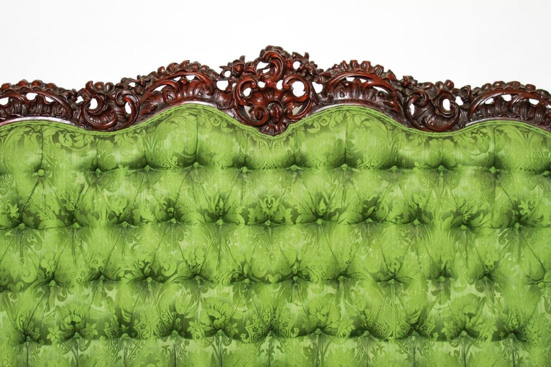RJ Horner / Karpen Victorian Mahogany Parlor Sofa - 9