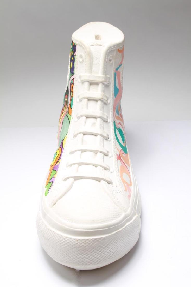 """Bata Super Bullet"" Plaster Sneaker Display Model - 4"