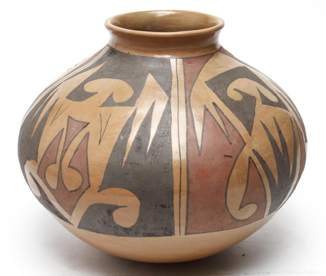 Casas Grandes Mato Ortiz Coiled Pottery Olla