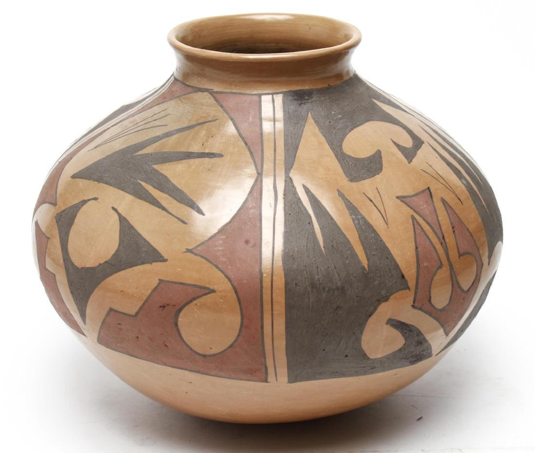 Casas Grandes Mato Ortiz Coiled Pottery Olla - 3