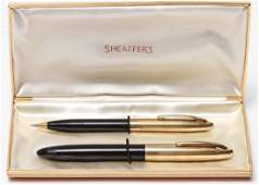 Sheaffer Vintage Pen  Mechanical Pencil Set