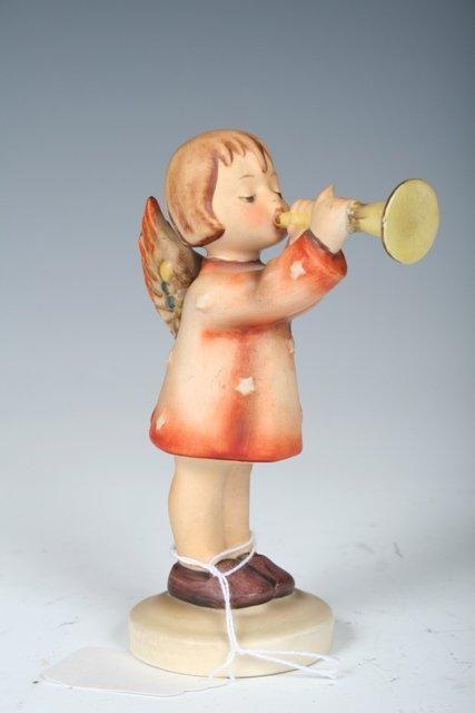 5: Reinhold Unger for Hummel Ceramic Figurine c1950