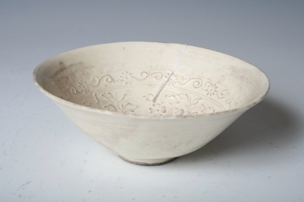 22: Qing Dynasty Chinese Pottery Bowl