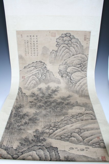 415: Chinese Scroll Painting