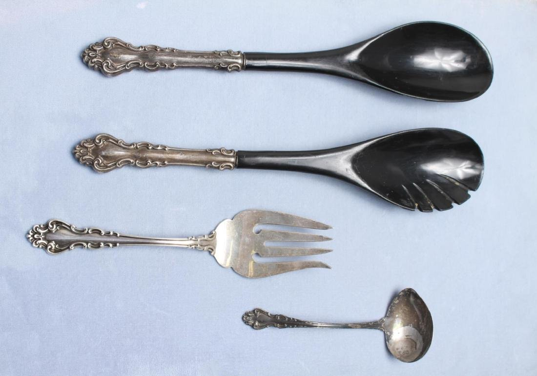 EXCELLENT CONDITION REED /& BARTON SPANISH BAROQUE STERLING SILVER TEASPOON