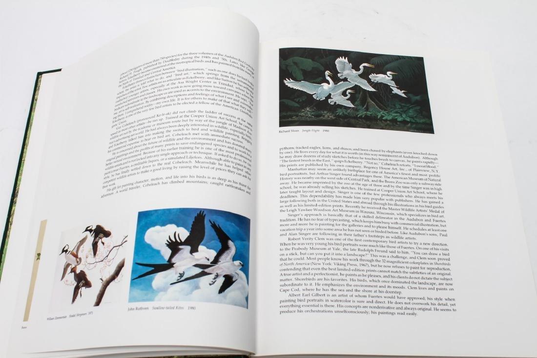 """Audubon's Birds of America"" Book, Authors Signed - 10"