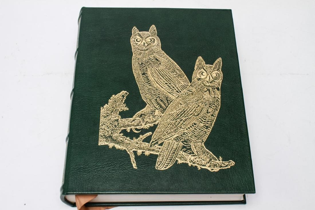 """Audubon's Birds of America"" Book, Authors Signed"