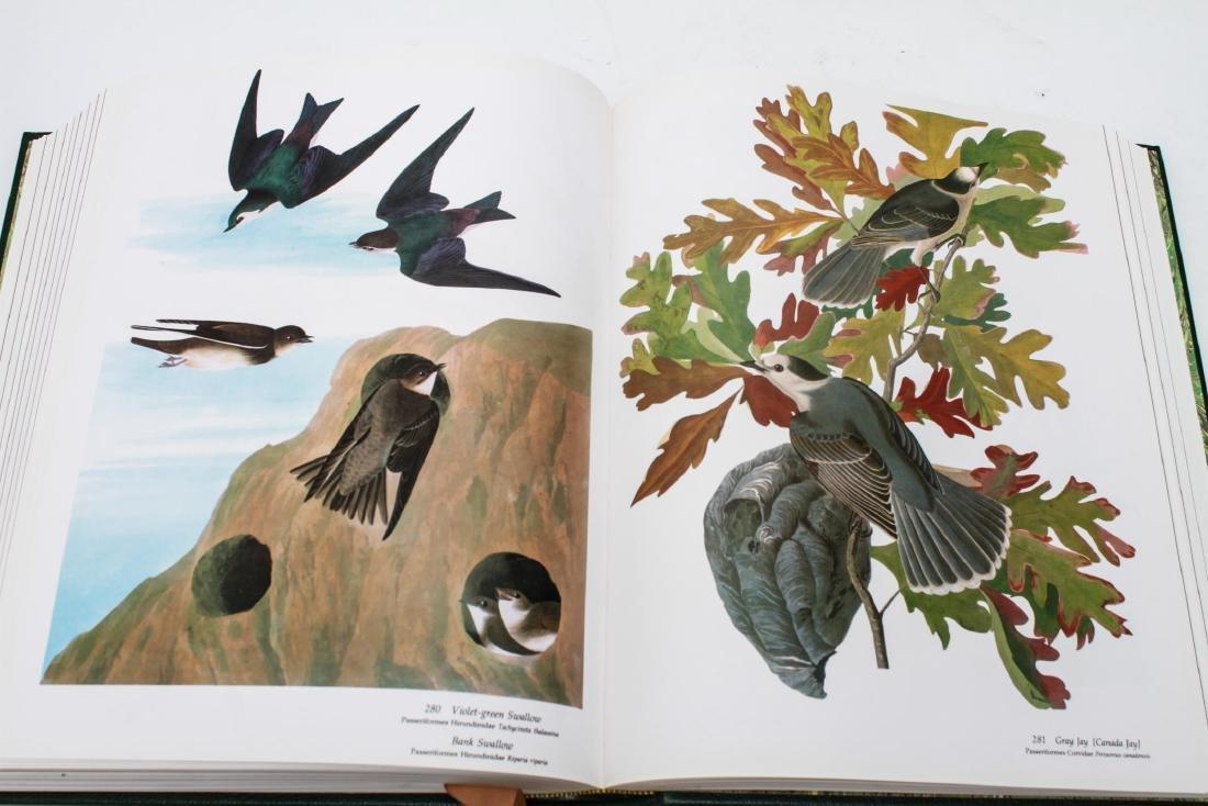 """Audubon's Birds of America"" Book, Authors Signed - 2"
