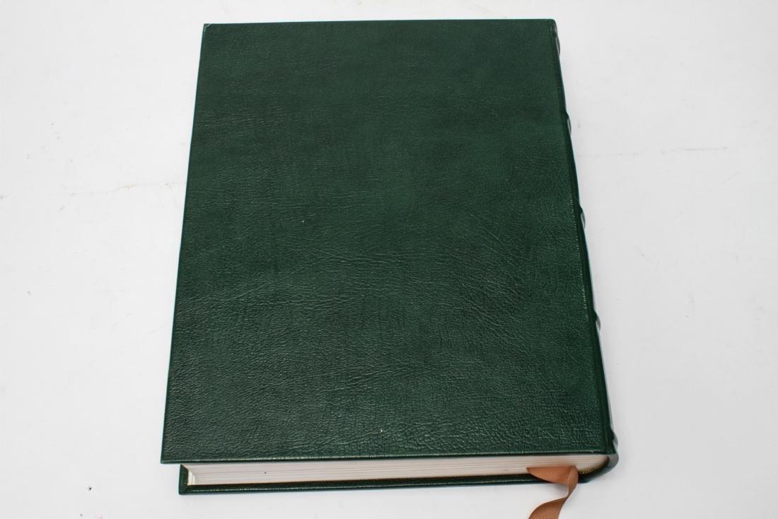 """Audubon's Birds of America"" Book, Authors Signed - 4"