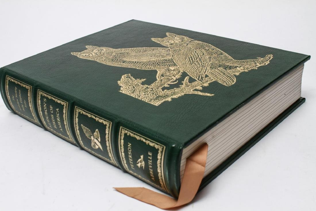 """Audubon's Birds of America"" Book, Authors Signed - 5"