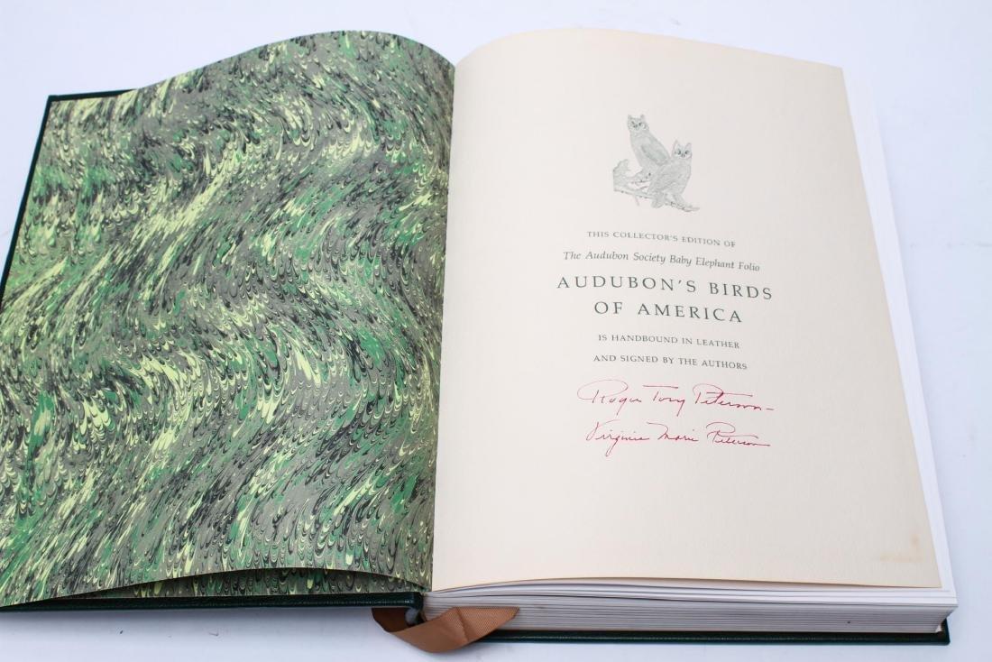 """Audubon's Birds of America"" Book, Authors Signed - 7"