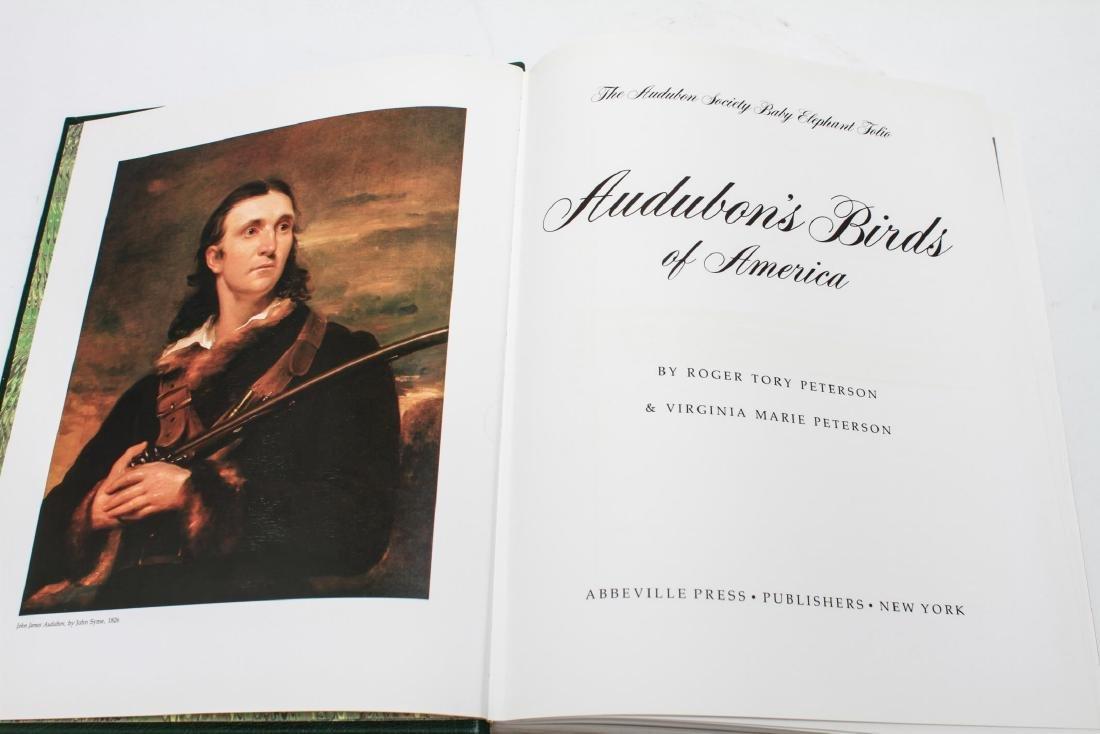 """Audubon's Birds of America"" Book, Authors Signed - 9"