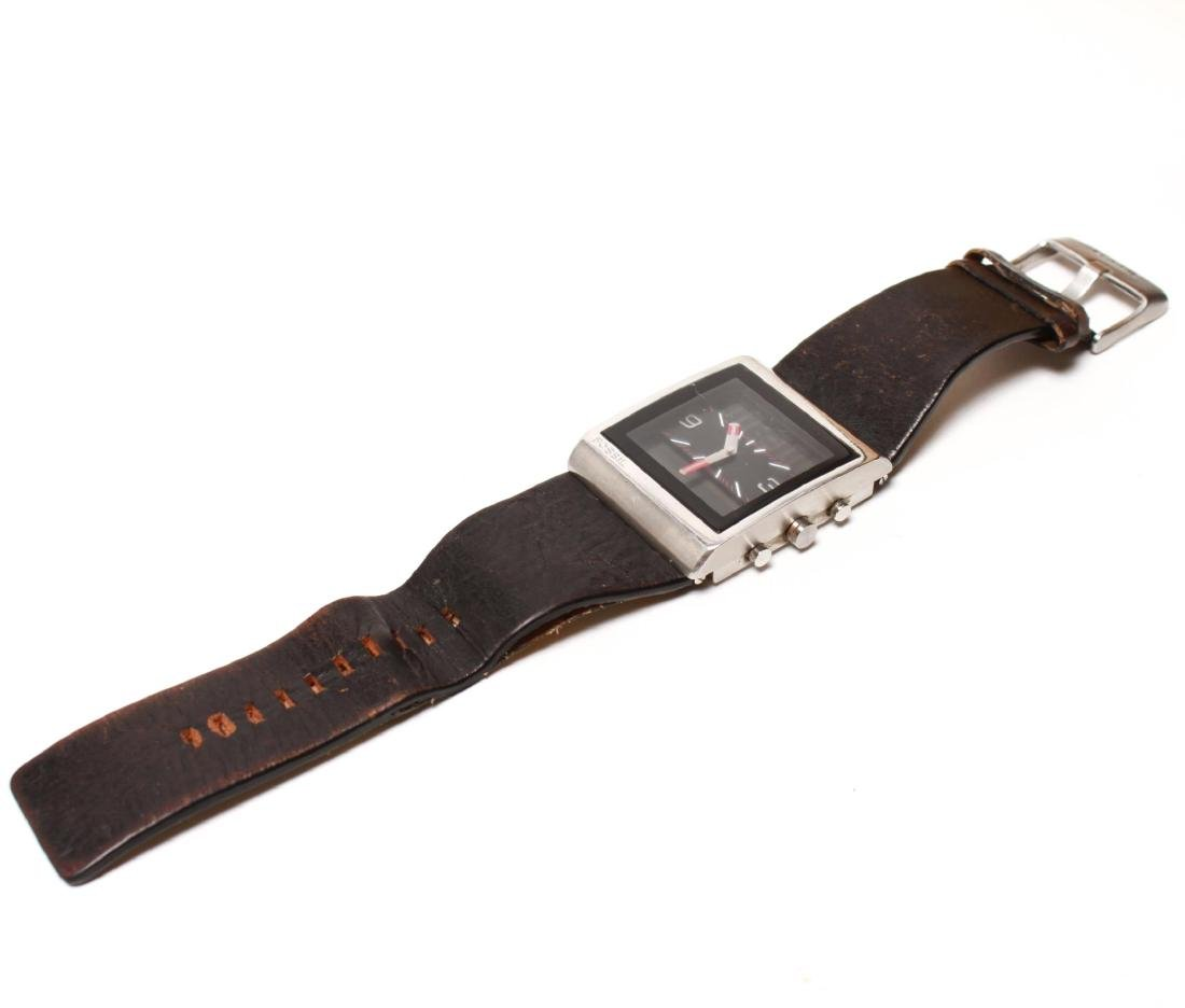 Fossil FUEL Man's Swiss Analog Digital Wristwatch