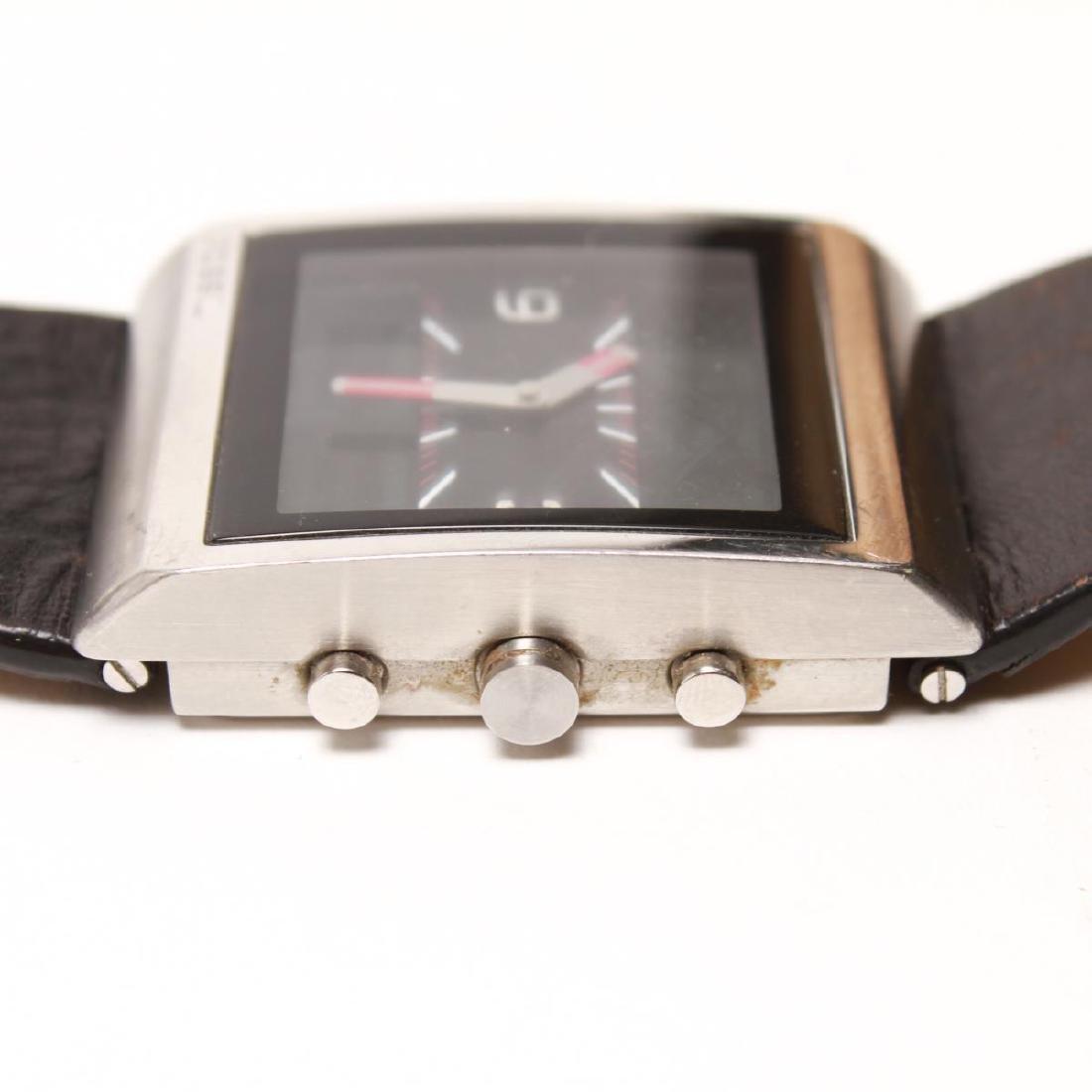 Fossil FUEL Man's Swiss Analog Digital Wristwatch - 3