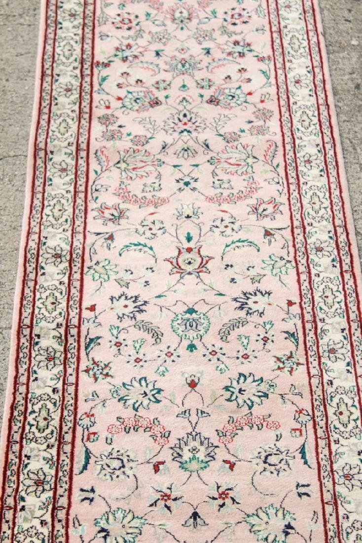 """Persian Carpet Runner 2' 5"""" x 17' 8"""" - 2"""