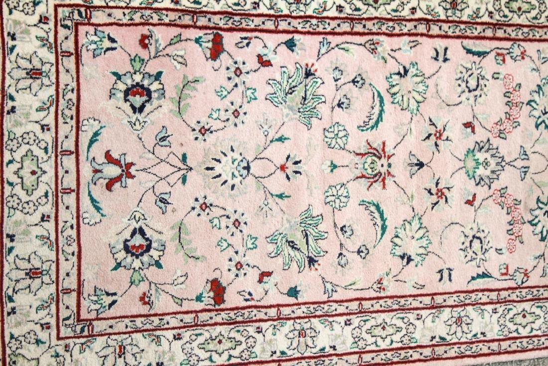 """Persian Carpet Runner 2' 5"""" x 17' 8"""" - 3"""