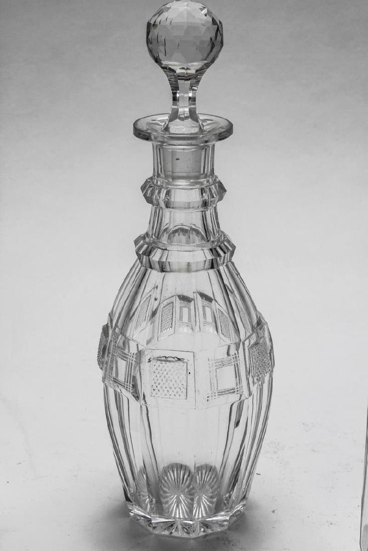 Waterford Manner & Other Crystal Glass Decanters 6 - 5