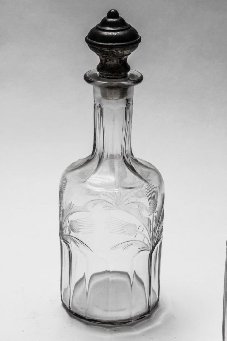 Waterford Manner & Other Crystal Glass Decanters 6 - 6