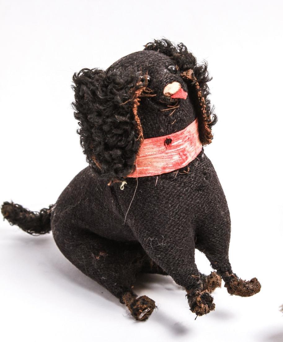 Steiff Manner Teddy Bears Dog Stuffed Animal Toys - 4
