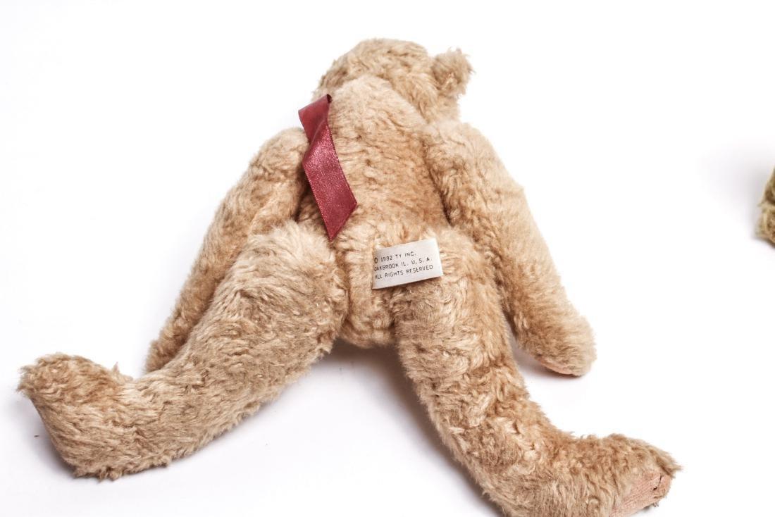 Steiff Manner Teddy Bears Dog Stuffed Animal Toys - 8