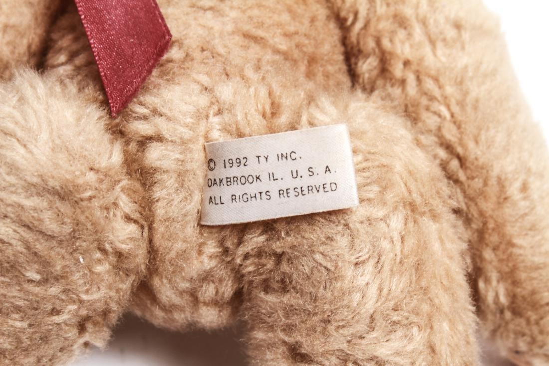 Steiff Manner Teddy Bears Dog Stuffed Animal Toys - 9