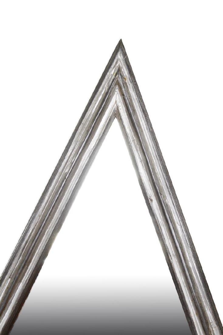 Pyramidal-Form Large Dressing Mirror - 2