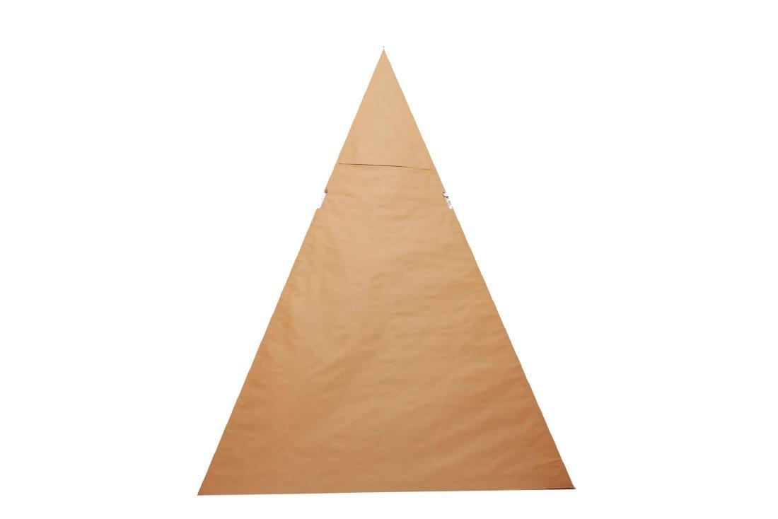 Pyramidal-Form Large Dressing Mirror - 3