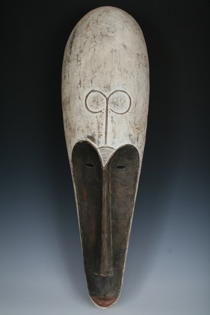1210: 20th C African Mask