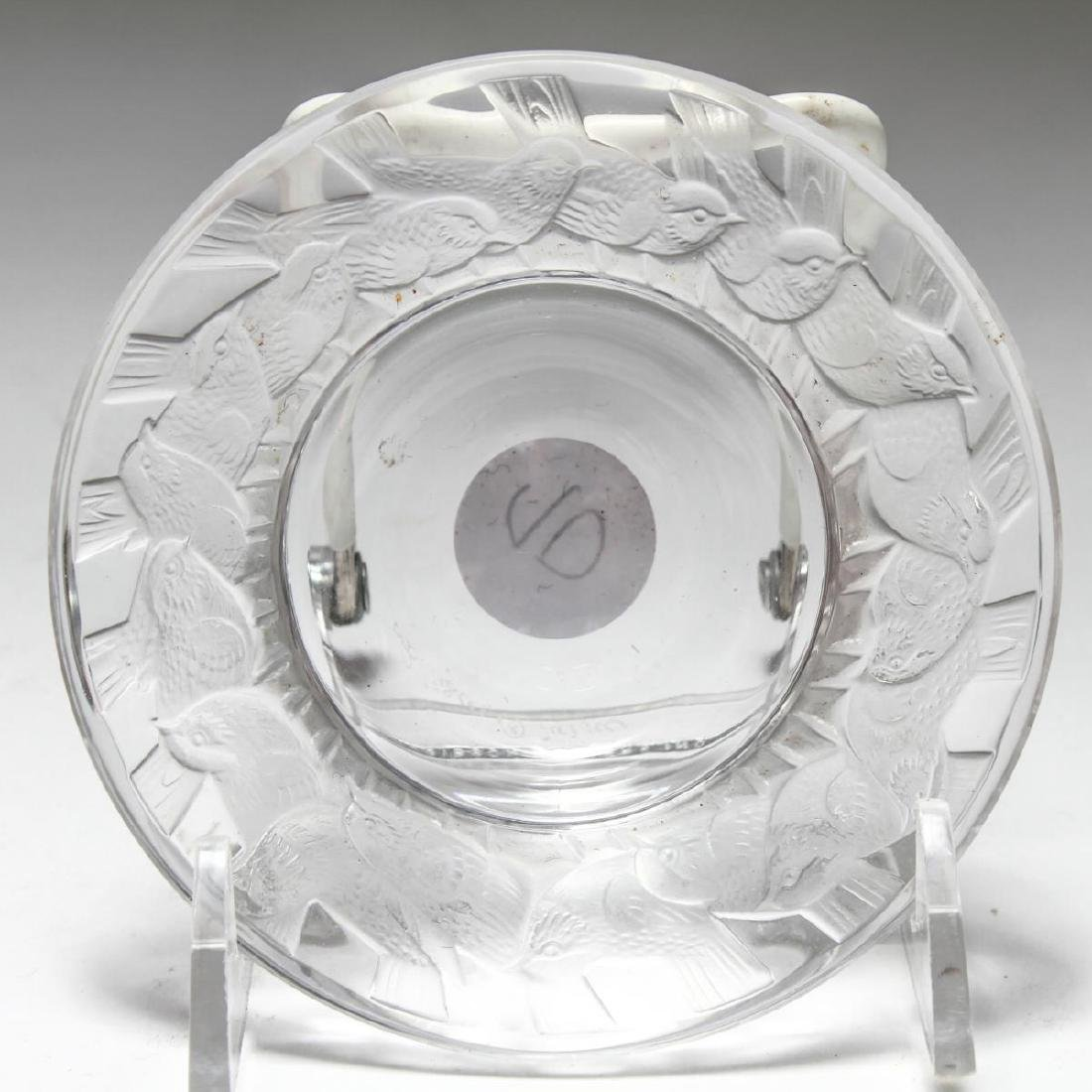 """French Lalique Crystal """"Irene"""" Dish / Bowl - 2"""