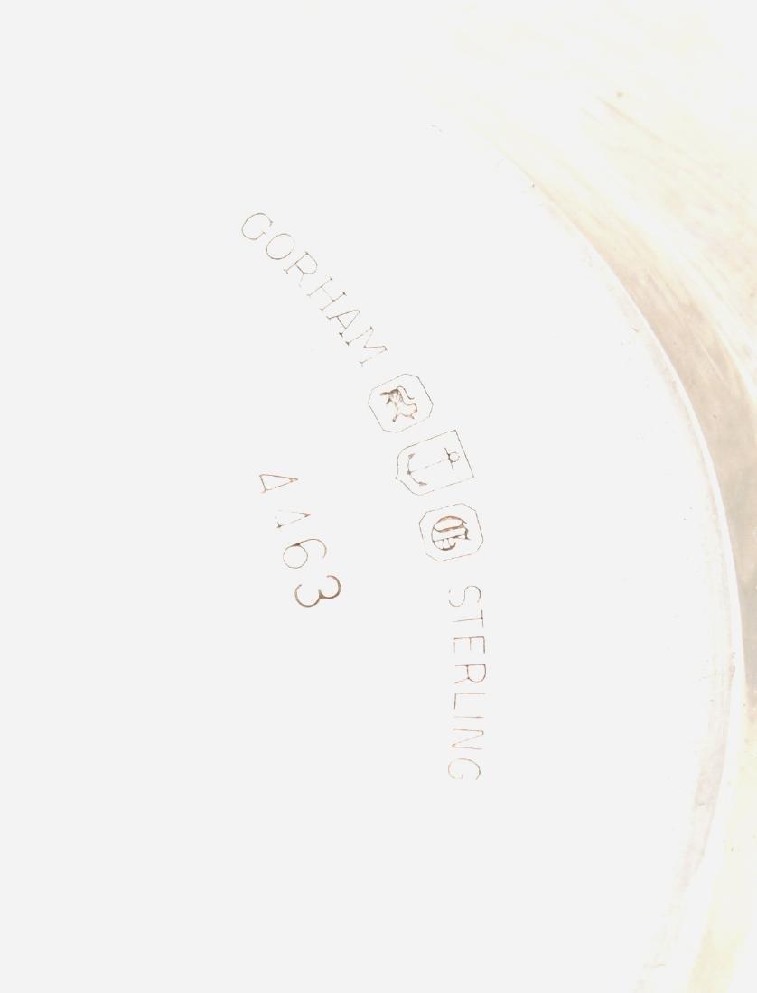 Gorham Sterling Silver Oblong Bread Tray / Bowl - 6