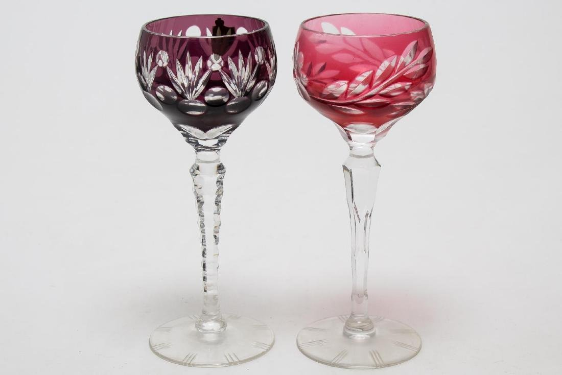 Waterford Crystal Wine Goblets, 2 - 2