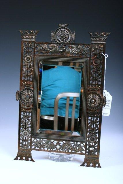 2007: Bradley & Hubbard Attr Aesthetic Movement Mirror
