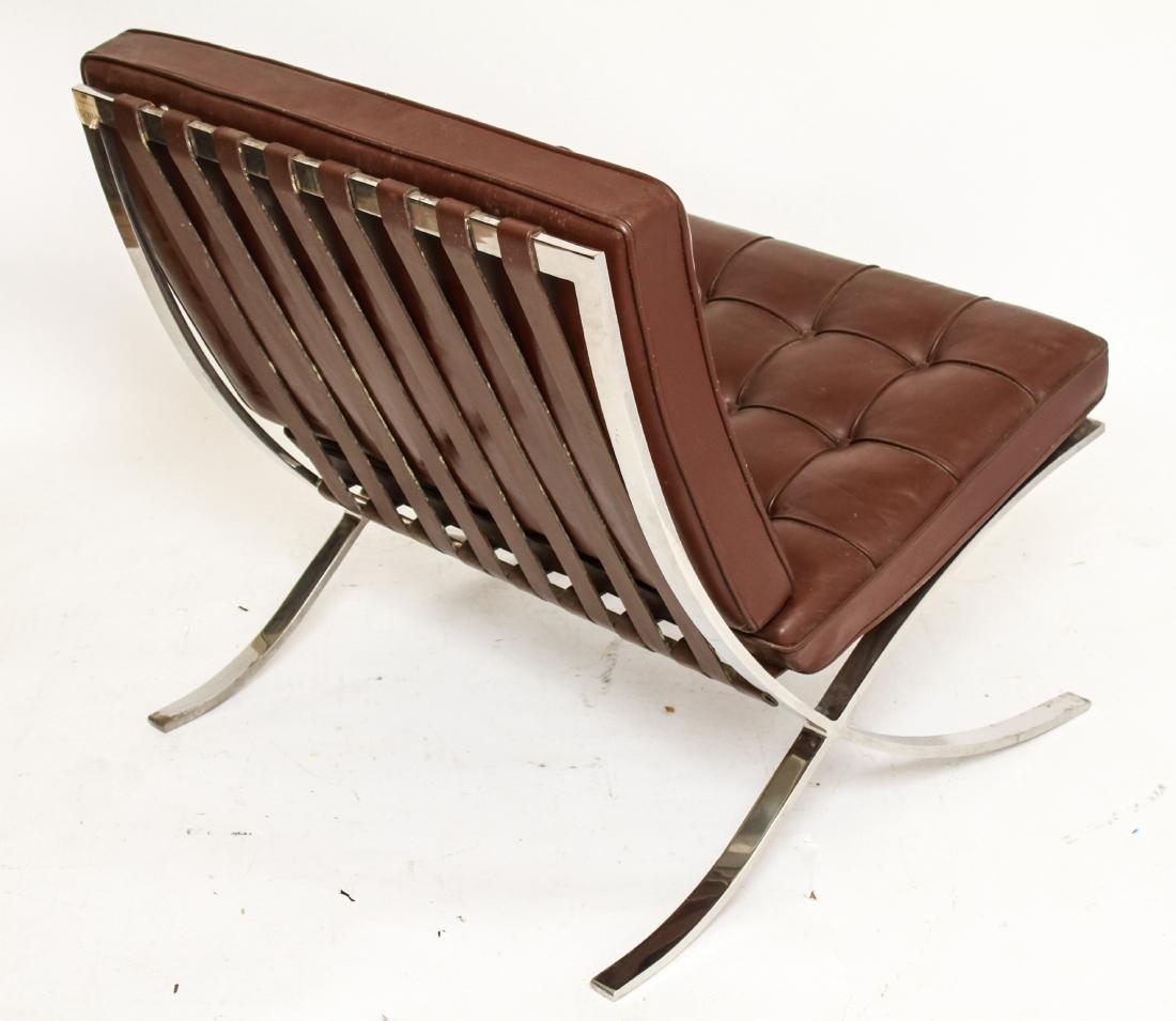 Modern Mies Van Der Rohe for Knoll Barcelona Chair - 5