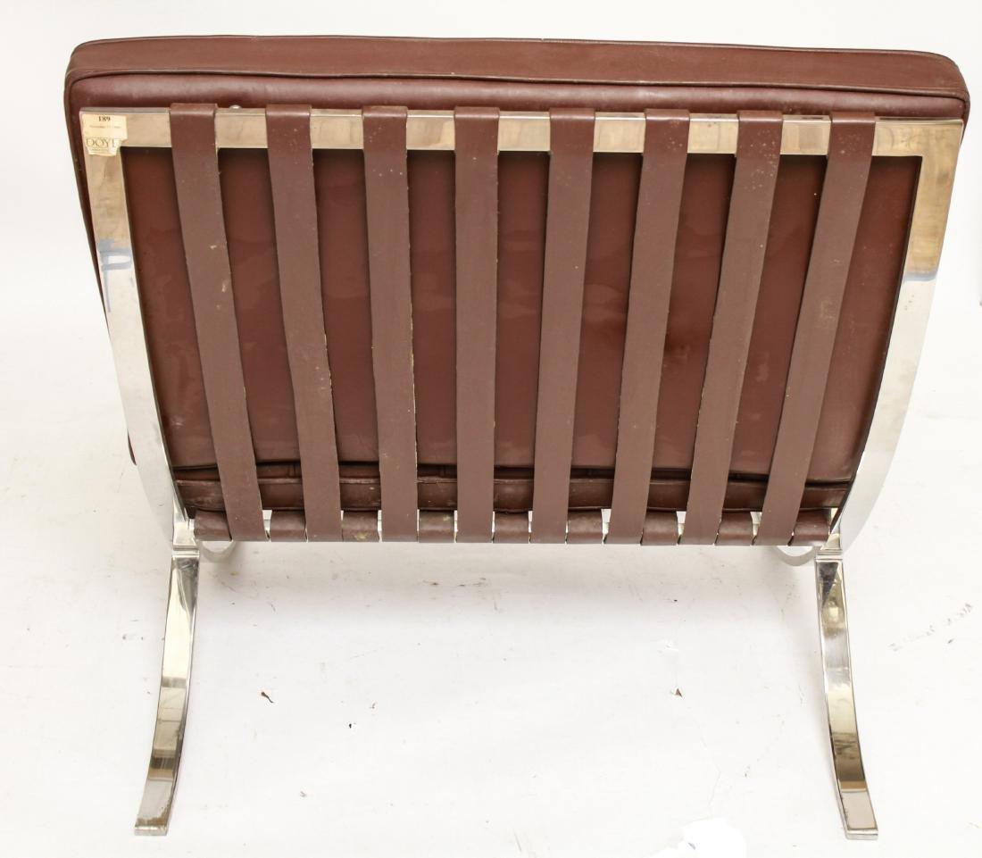 Modern Mies Van Der Rohe for Knoll Barcelona Chair - 7