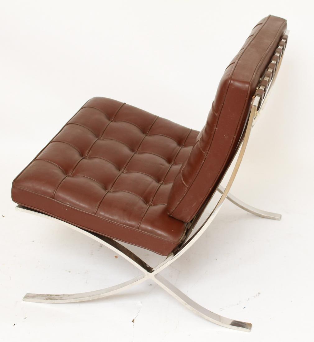 Modern Mies Van Der Rohe for Knoll Barcelona Chair - 8