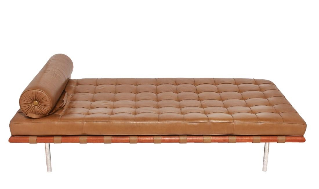Ludwig Mies Van Der Rohe Knoll Barcelona Daybed