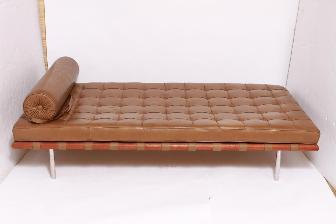 Ludwig Mies Van Der Rohe Knoll Barcelona Daybed - 2