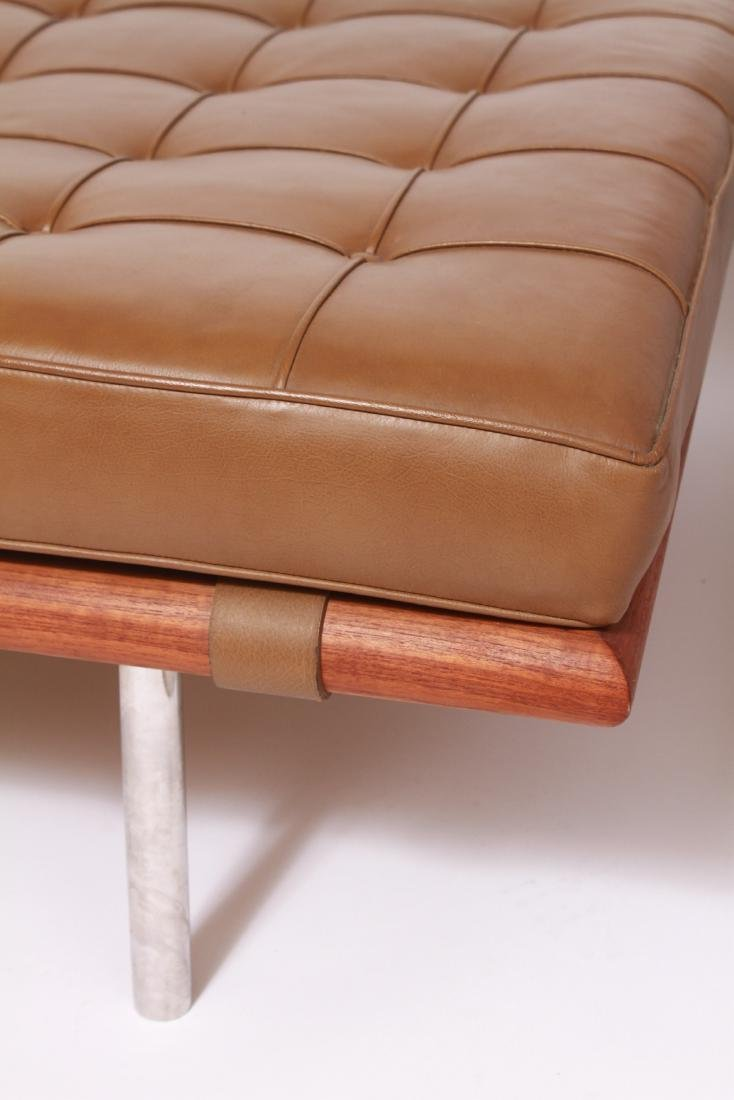 Ludwig Mies Van Der Rohe Knoll Barcelona Daybed - 5