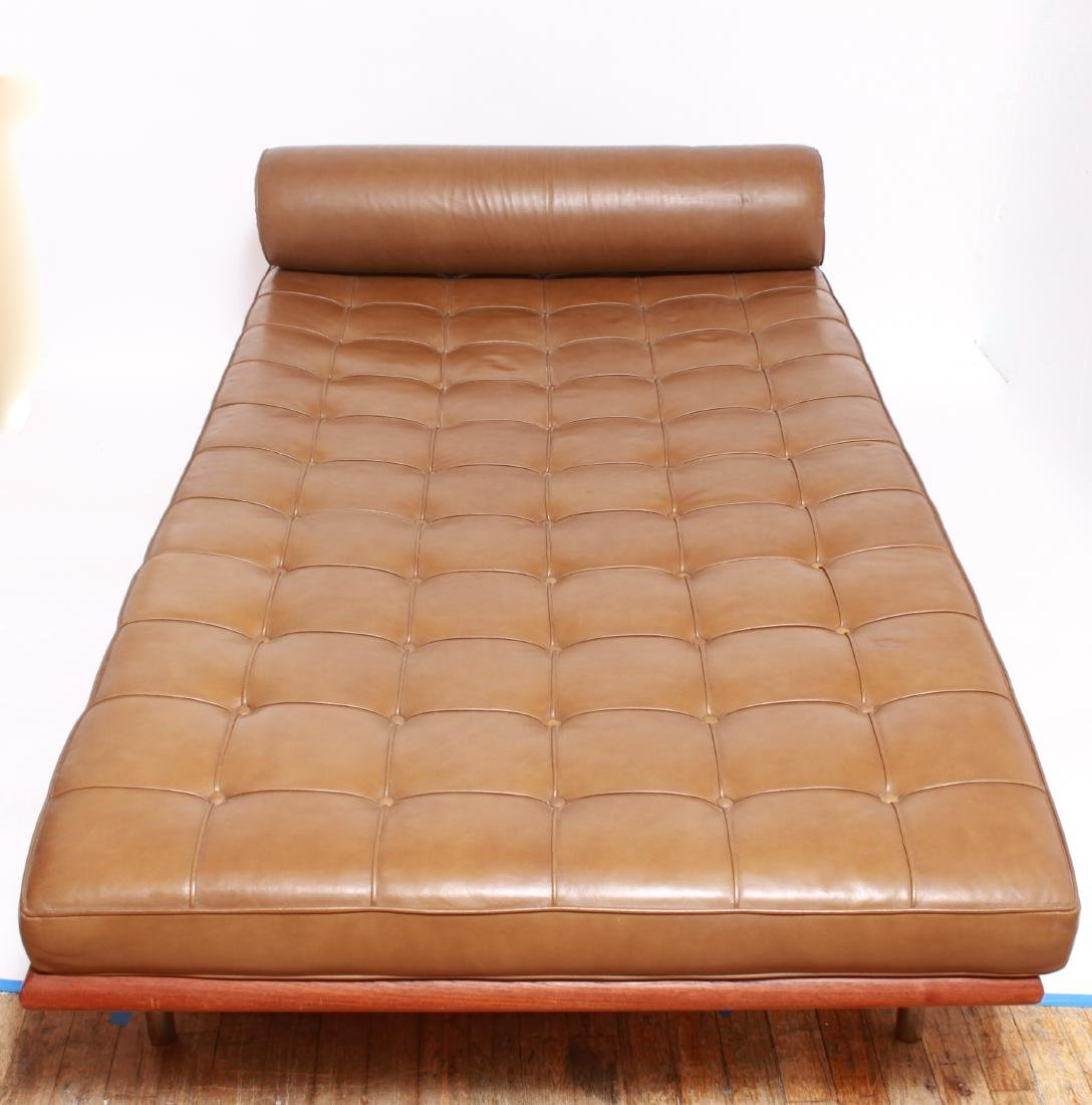 Ludwig Mies Van Der Rohe Knoll Barcelona Daybed - 8