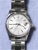 Rare 18K Gold Rolex Oyster Perpetual Date Watch