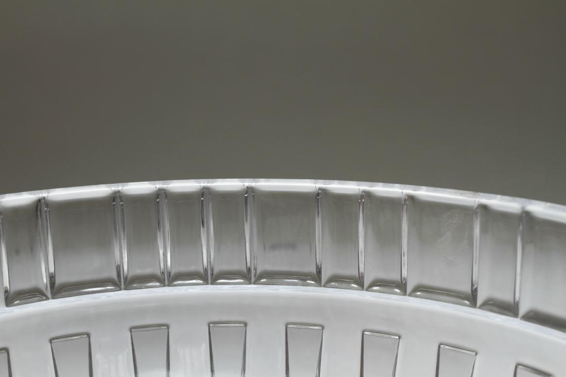 Tiffany & Co. Crystal Atlas Roman Numeral Bowl - 6