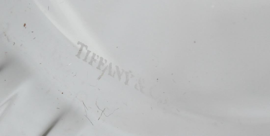 Tiffany & Co. Crystal Atlas Roman Numeral Bowl - 8