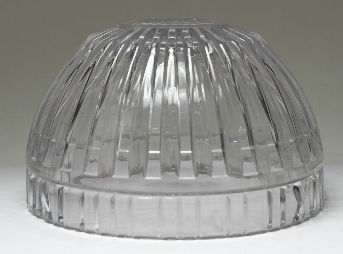 Tiffany & Co. Crystal Atlas Roman Numeral Bowl - 9