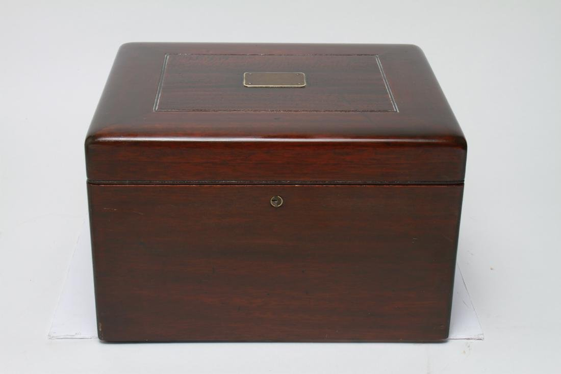 Abercrombie & Fitch Tabletop Cigar Humidor