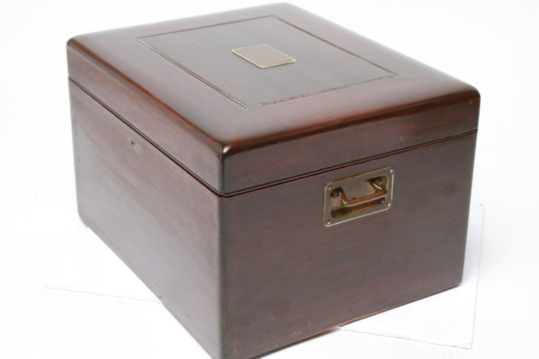Abercrombie & Fitch Tabletop Cigar Humidor - 2