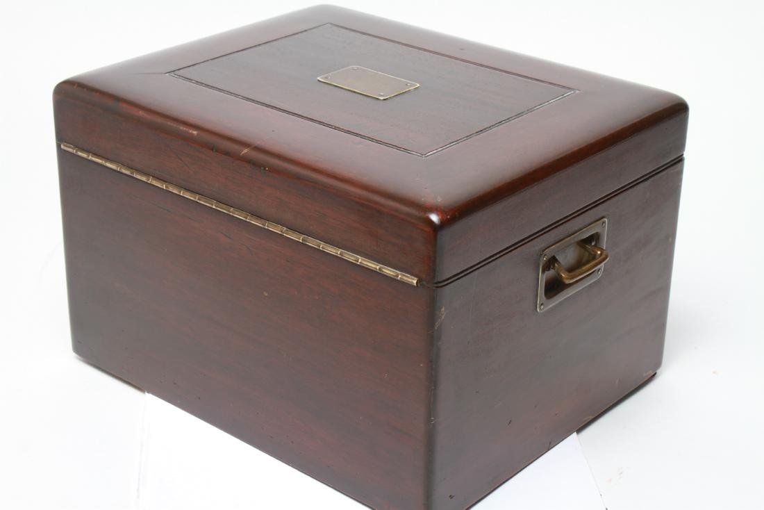 Abercrombie & Fitch Tabletop Cigar Humidor - 3